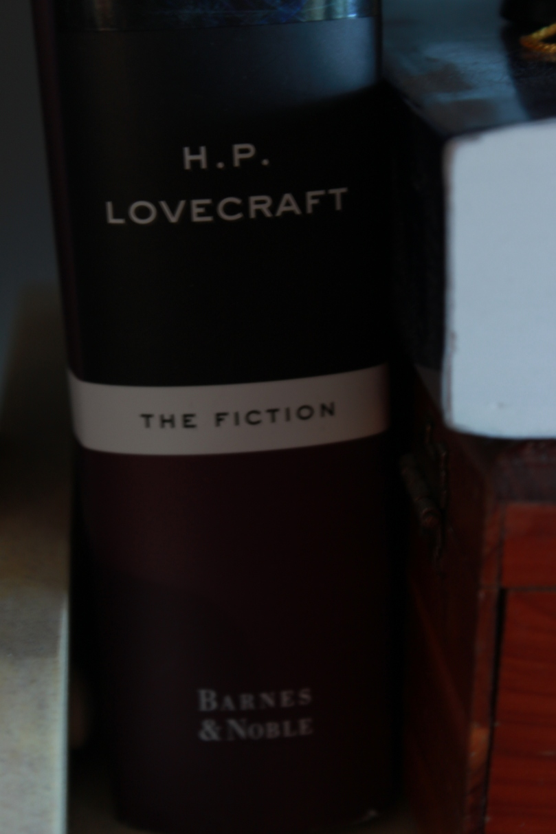 Ladies, if you haven't read anything by Lovecraft, get on it!