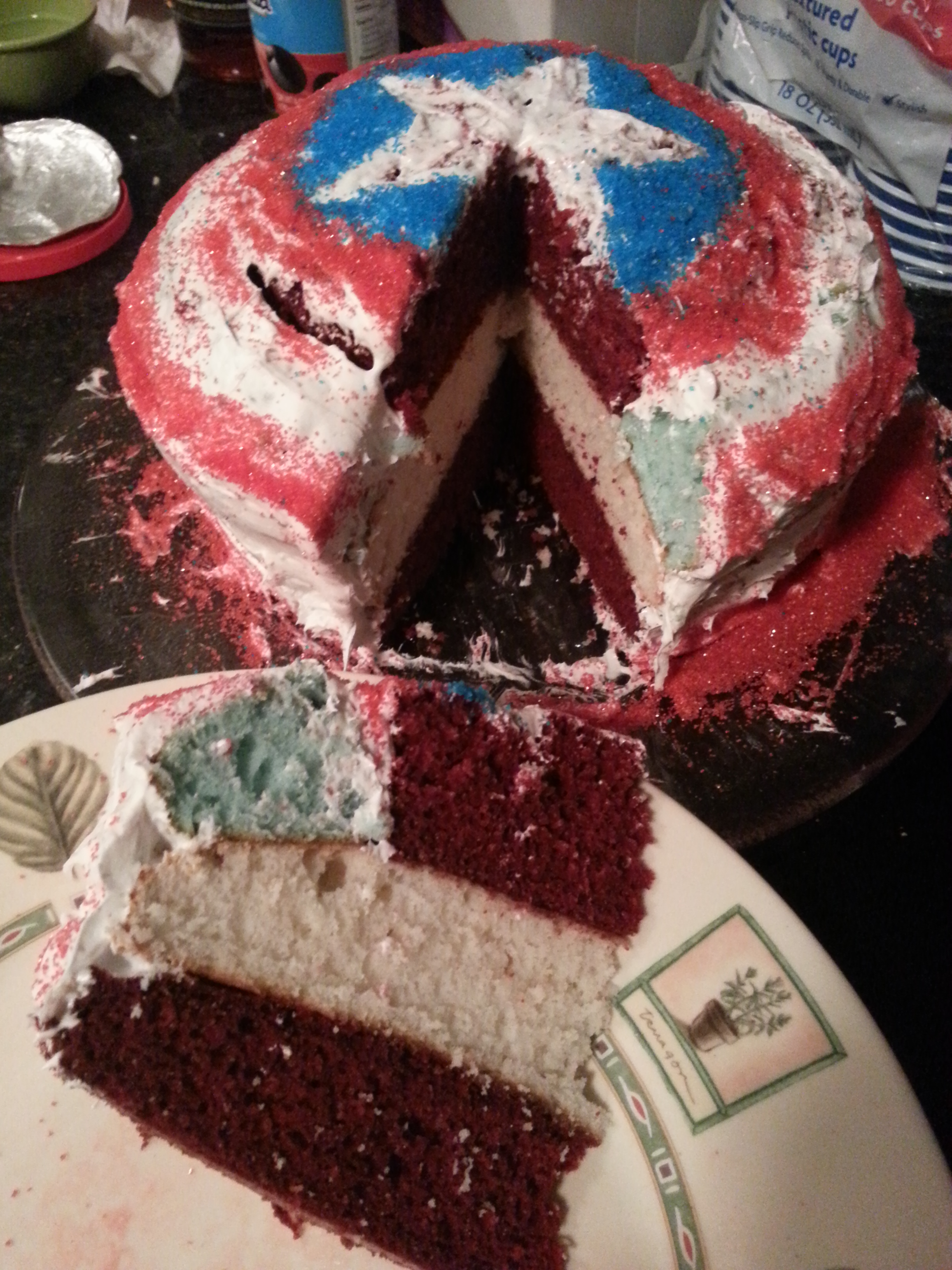 Nerdy Nummies White Cake Recipe