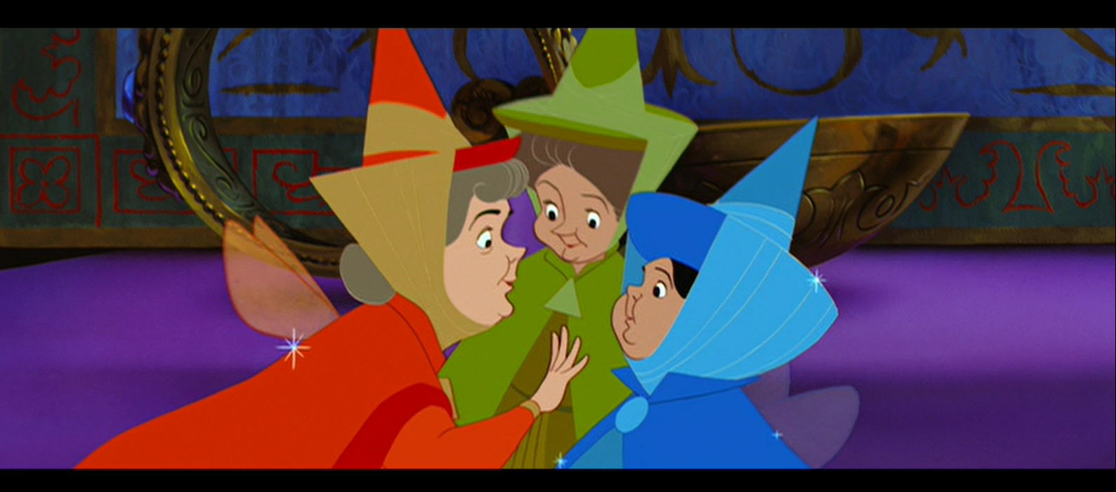 Uncategorized Flora Fauna And Merryweather princess talk 8 aurora fangirls are we the 3 good fairies flora fauna and merryweather