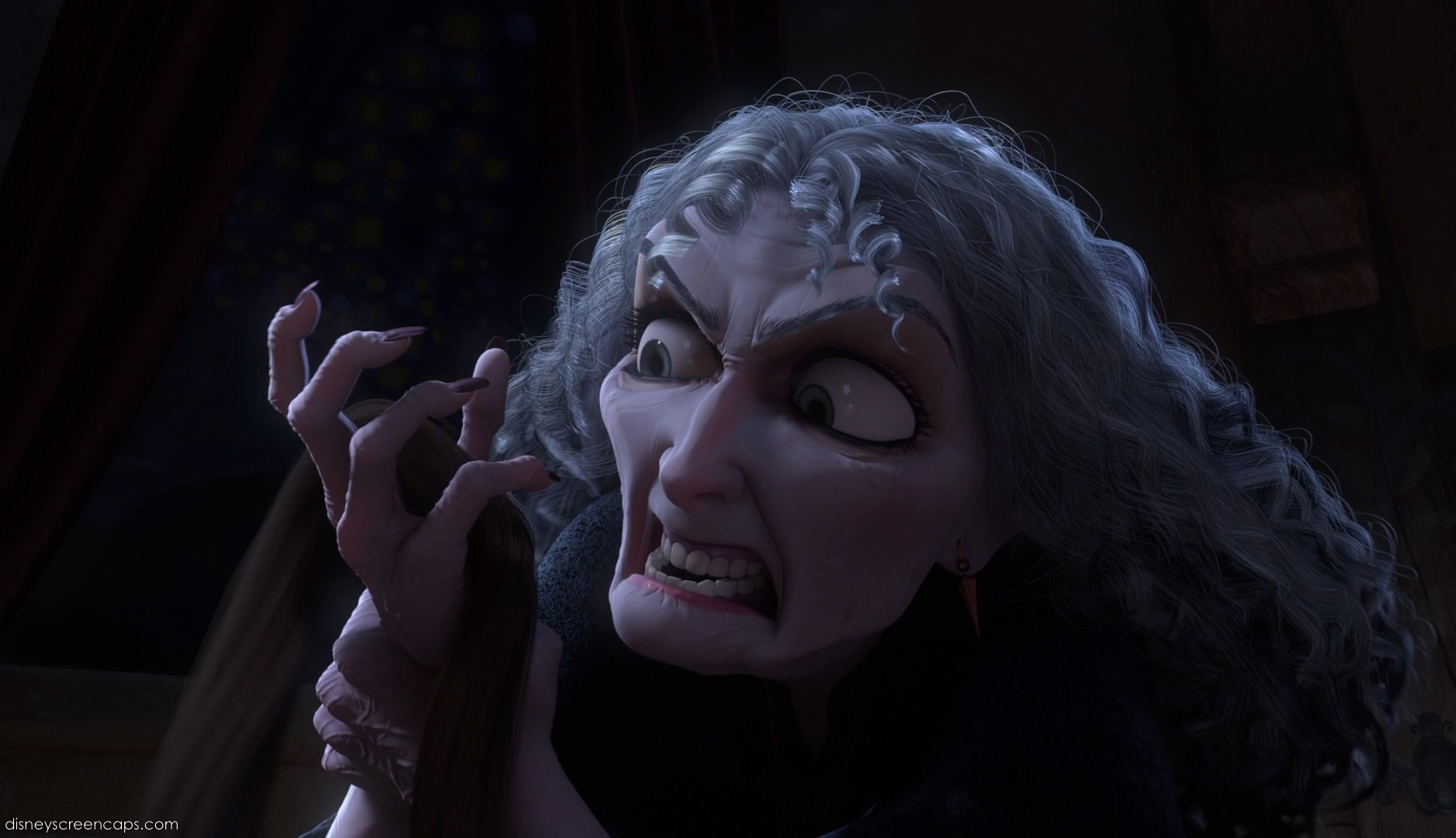 Villain Chat 6 Mother Gothel Fangirls Are We