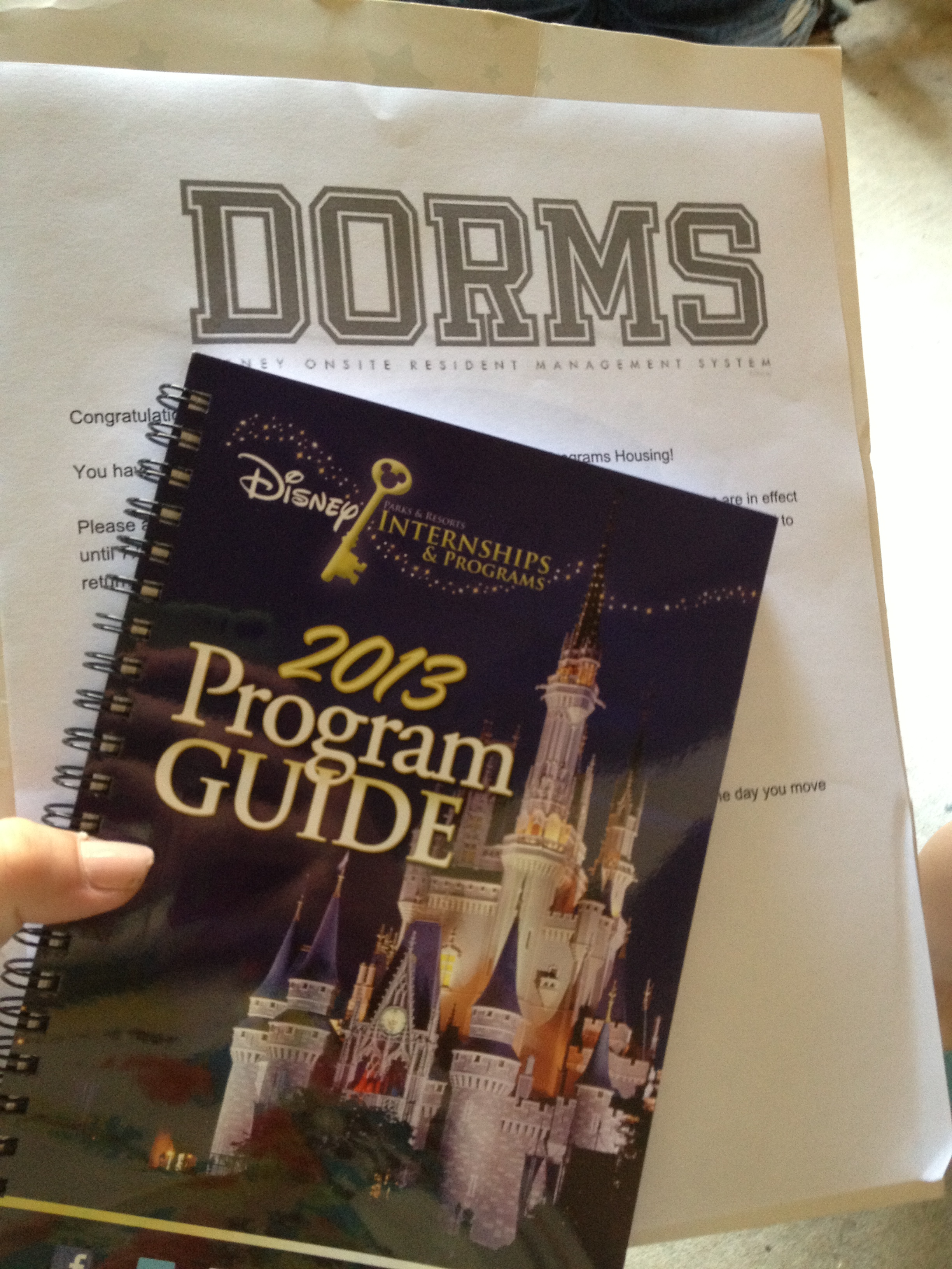 Disney College Program Part