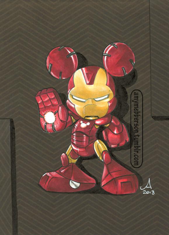Iron Mouse!