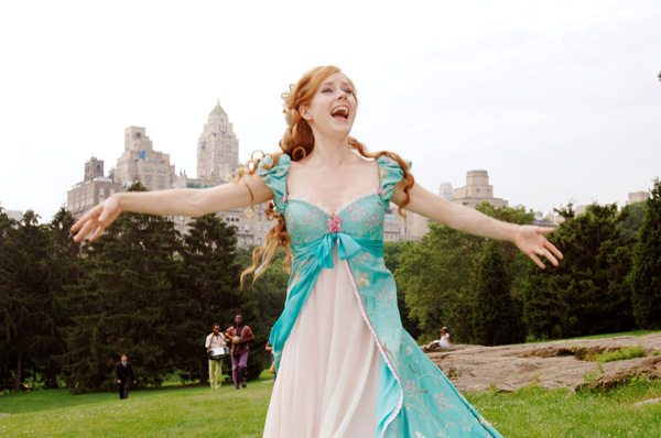 Enchanted movie image Amy Adams