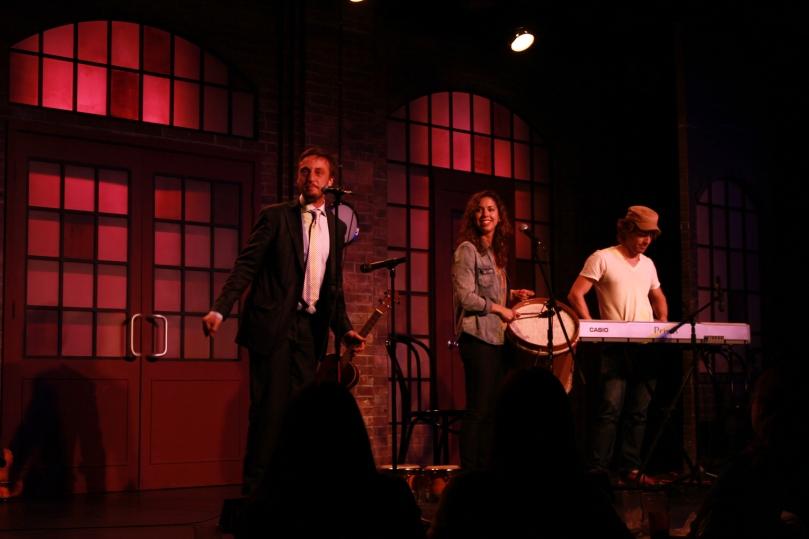Nick Gage, Meredith Stepien, & Jeff Blim