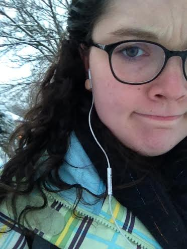 Hey cool, this is my face when I walked home from the bus yesterday.