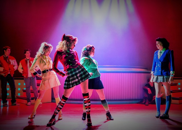 heathers musical