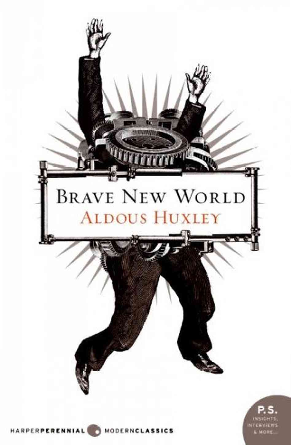 review of aldous huxleys brave new world This is a quick book summary and analysis of brave new world by aldous huxley facebook page -.