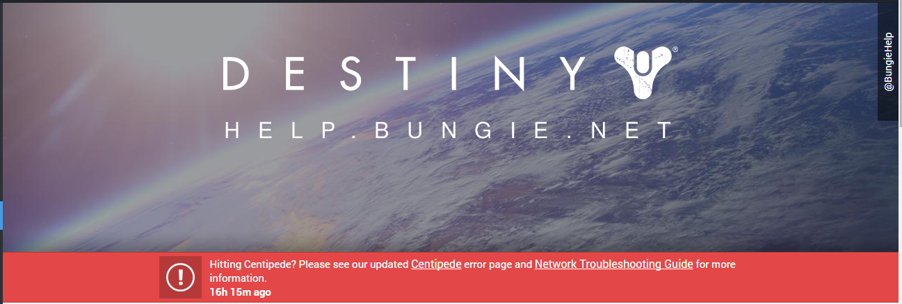 Day One Errors Keep Thousands from Playing Destiny – Fangirls Are We