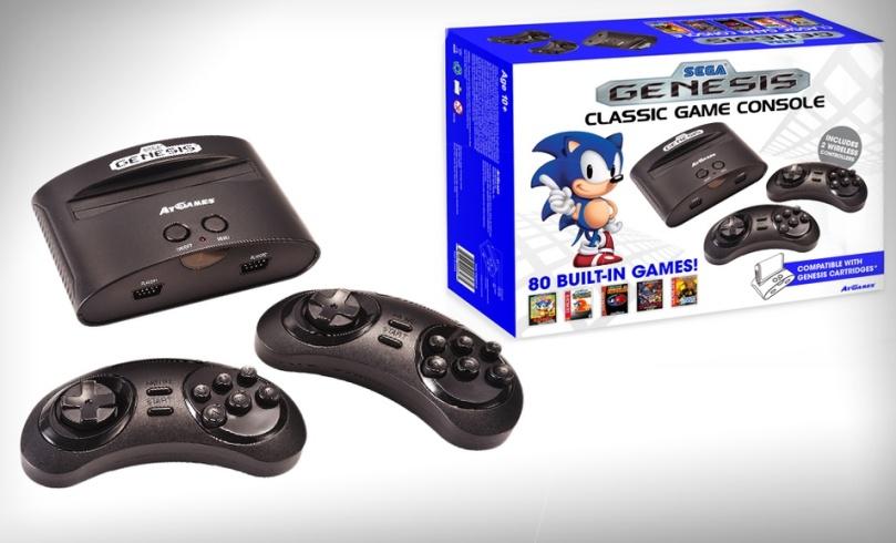 AtGames-Sega-Genesis-Classic-Game-Console