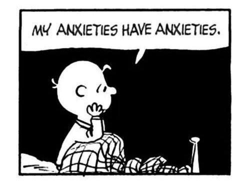 Me too, Charlie Brown.