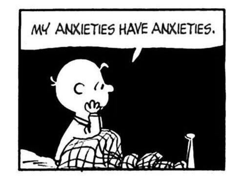 Me too, Charlie Brown.