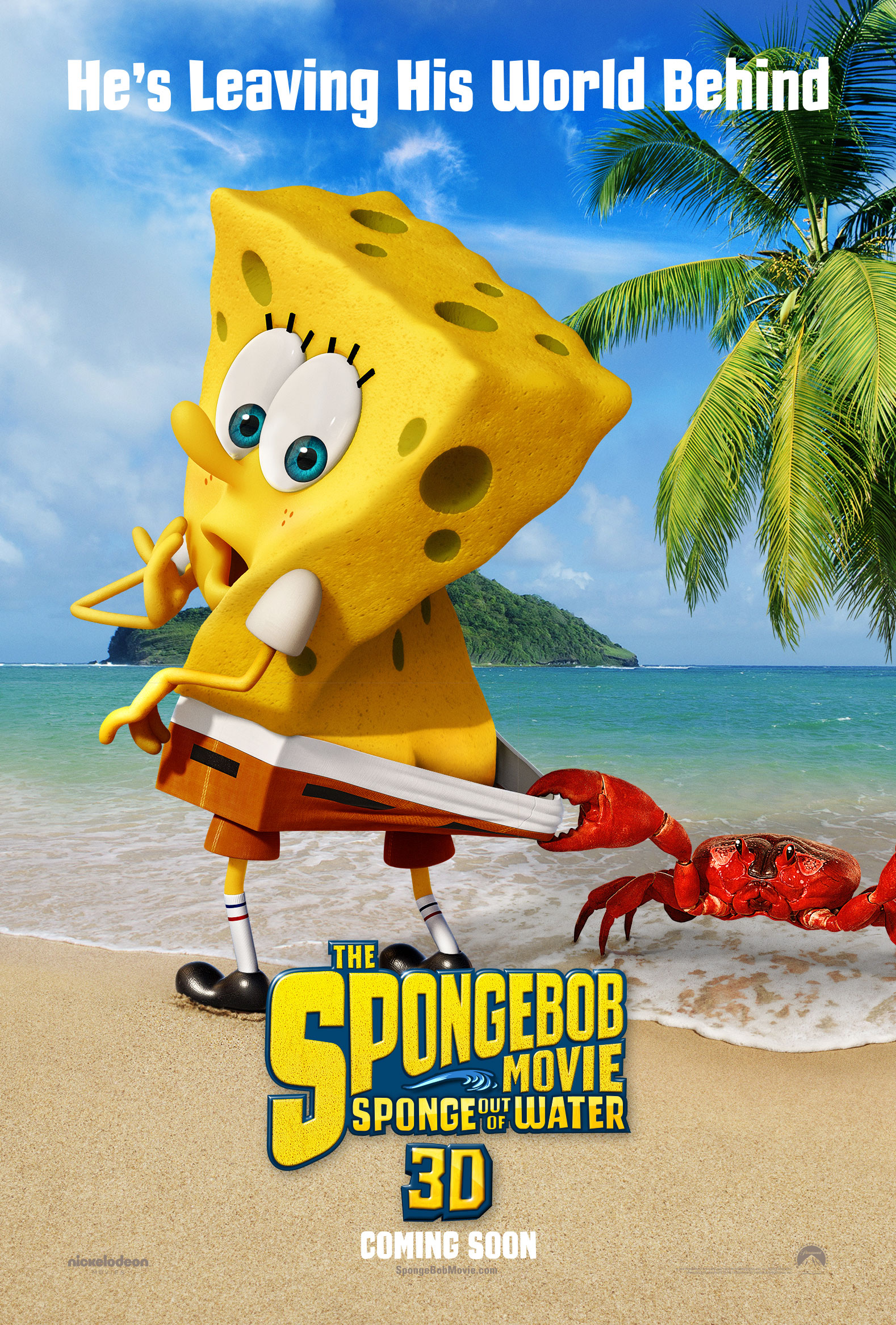 The Spongebob Squarepants Movie: Sponge Out of Water ...