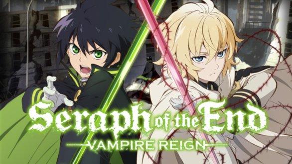 anime like demon slayer - owari no seraph