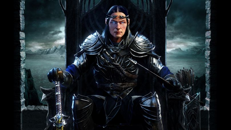 Celebrimbor The Bright Lord