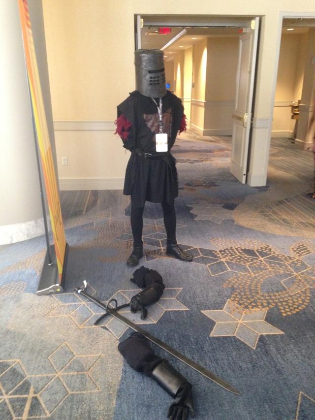 Black Knight Cosplay