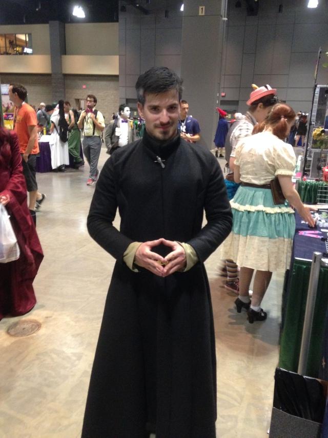 Petyr Baelish cosplay