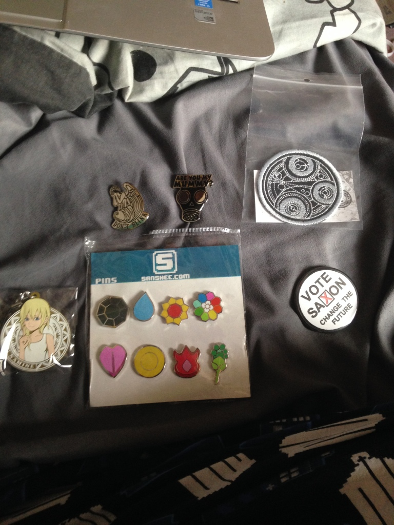 The little items!