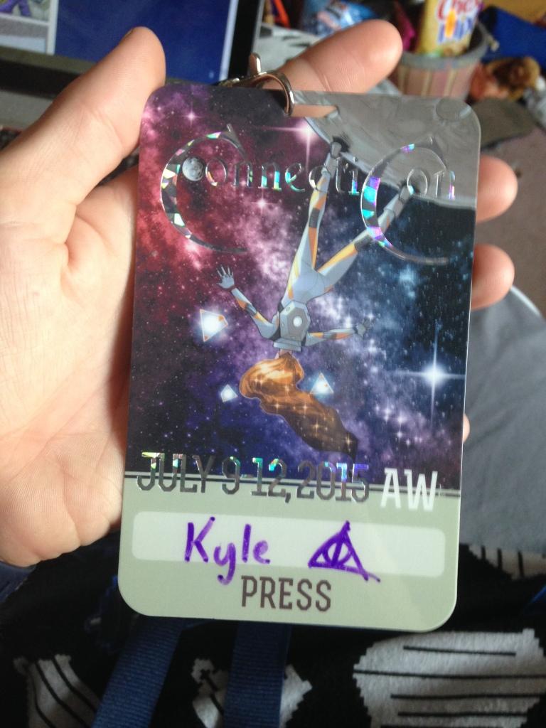 My Press Badge
