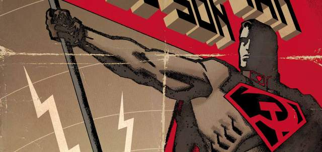 Red Son Poster