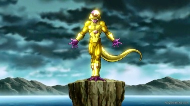 Gold Frieza Dragon Ball Z Resurrection of F Trailer