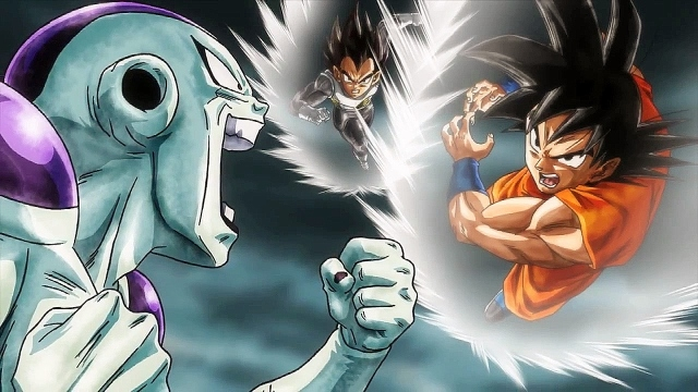 Frieza fight