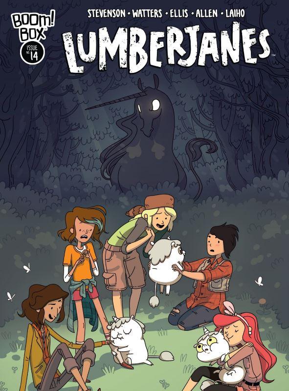 Lumberjanes_014 cover