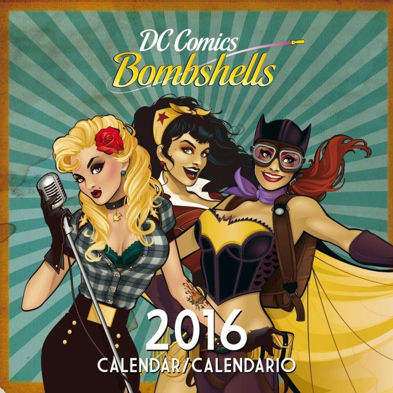 bombshells calendar