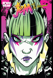 jem issue 6 cover