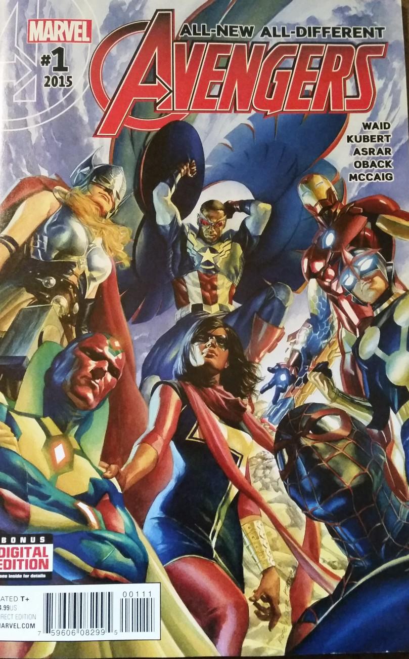 all new avengers 1