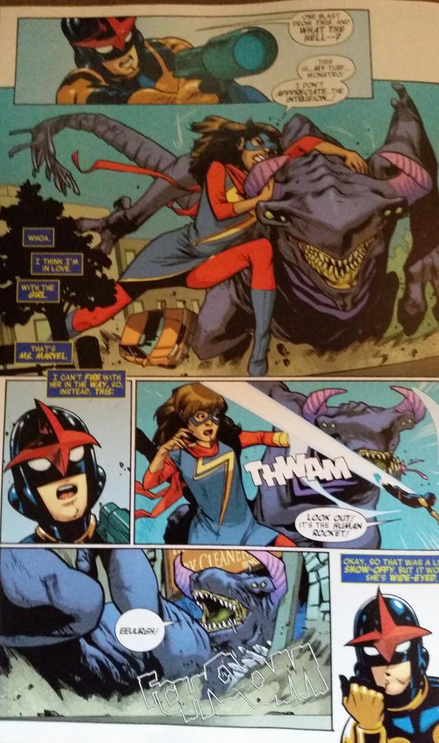 all new avengers 4