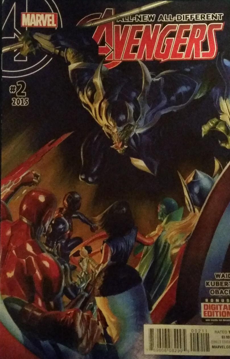 all new avengers 5