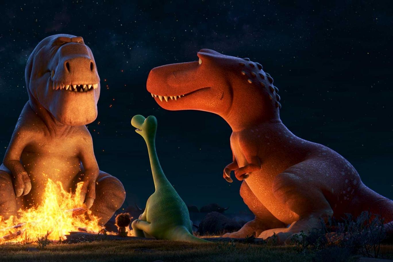 the good dinosaur fangirls are we