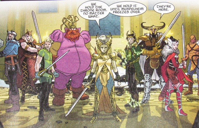 mighty thor 16
