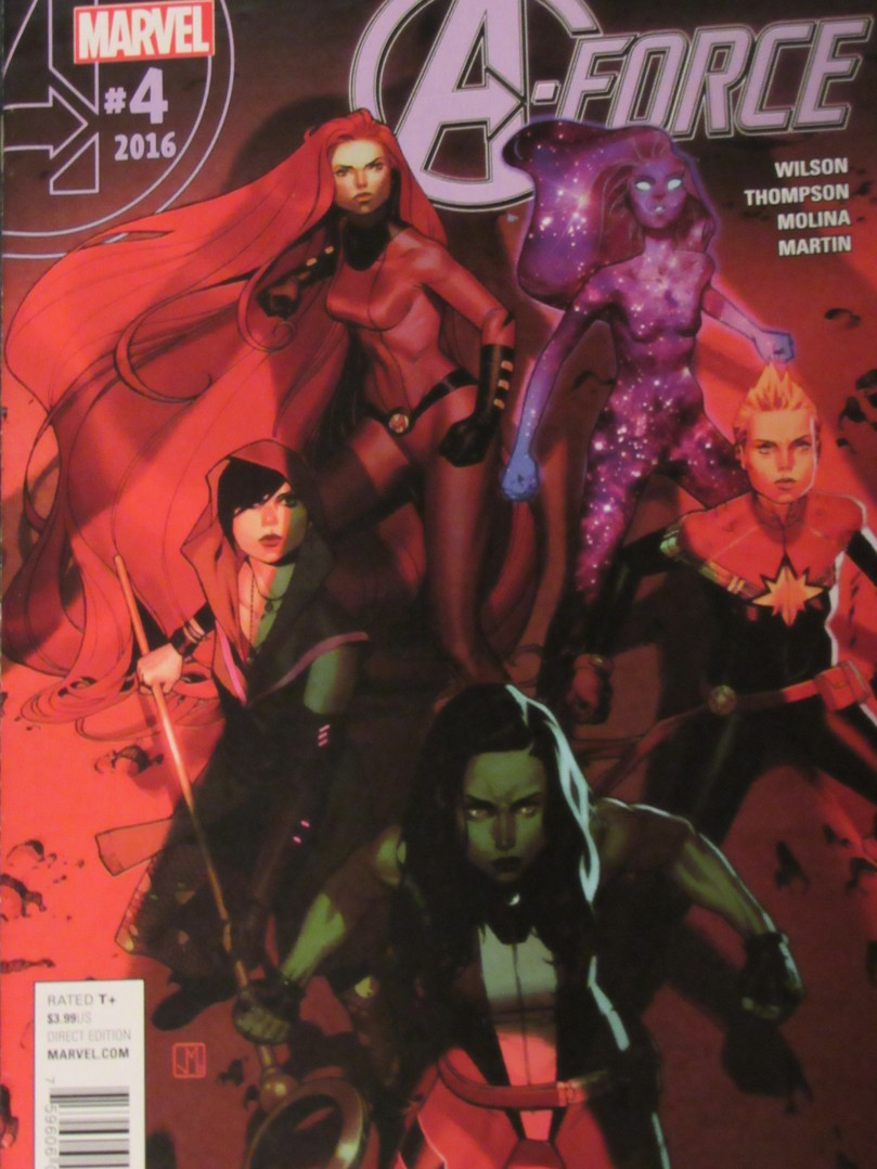 A-Force 21