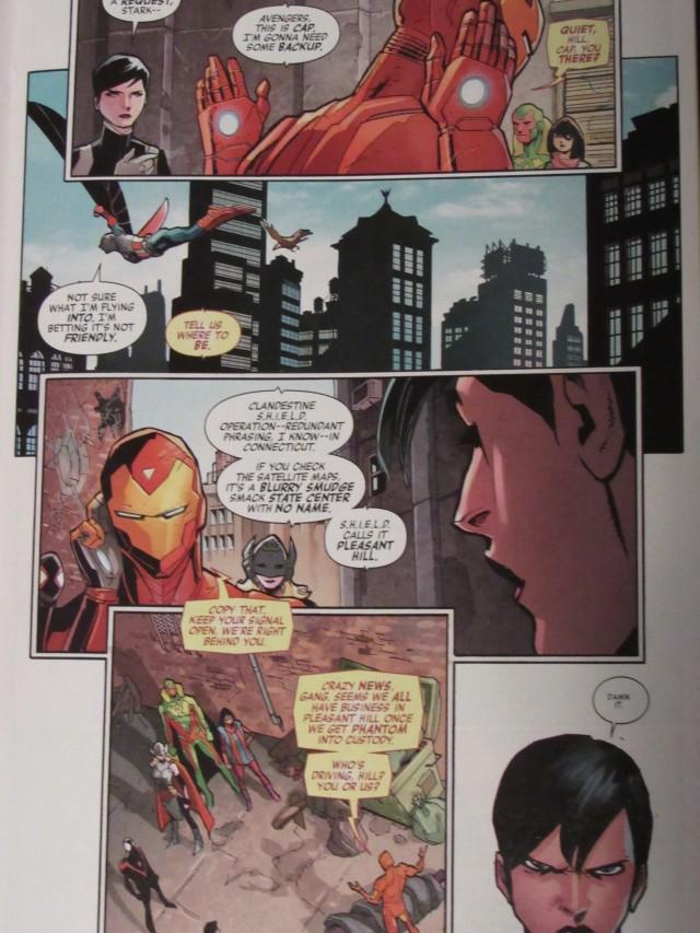 all new avengers 22