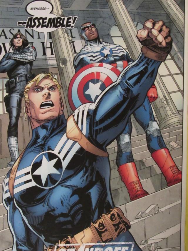 all new avengers 25